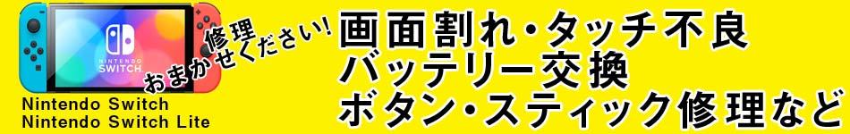 新潟Switch修理